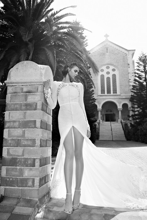 BR-13-4 gown from the 2013 Inbal Dror collection, as seen on dressfinder.ca