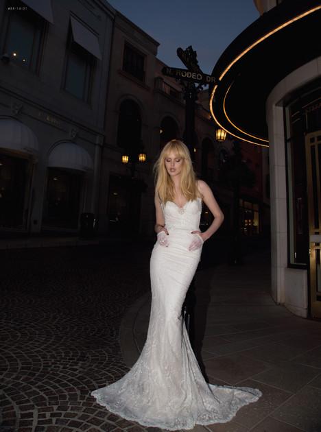 BR-14-01 Wedding                                          dress by Inbal Dror