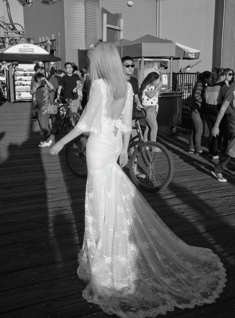 BR-14-06 Wedding                                          dress by Inbal Dror
