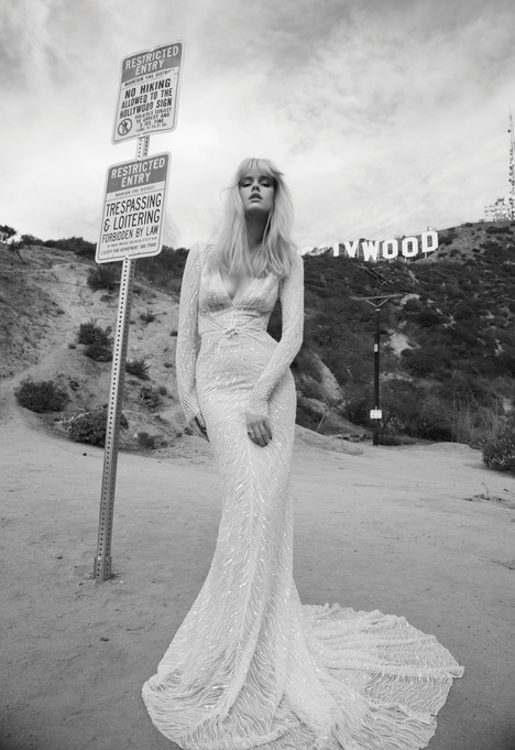 BR-14-07 gown from the 2014 Inbal Dror collection, as seen on dressfinder.ca
