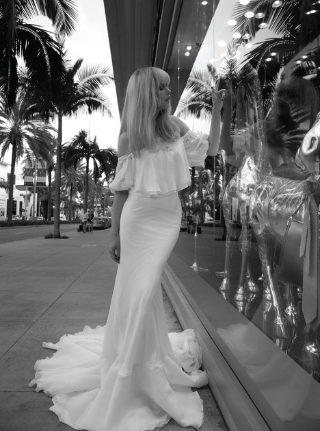 BR-14-08 Wedding                                          dress by Inbal Dror