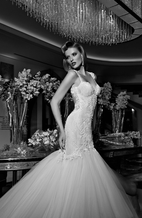 Loretta gown from the 2015 Galia Lahav Bridal Couture collection, as seen on dressfinder.ca