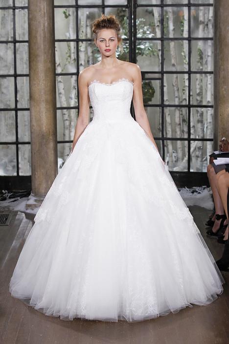 Ferrara Wedding                                          dress by Ines Di Santo
