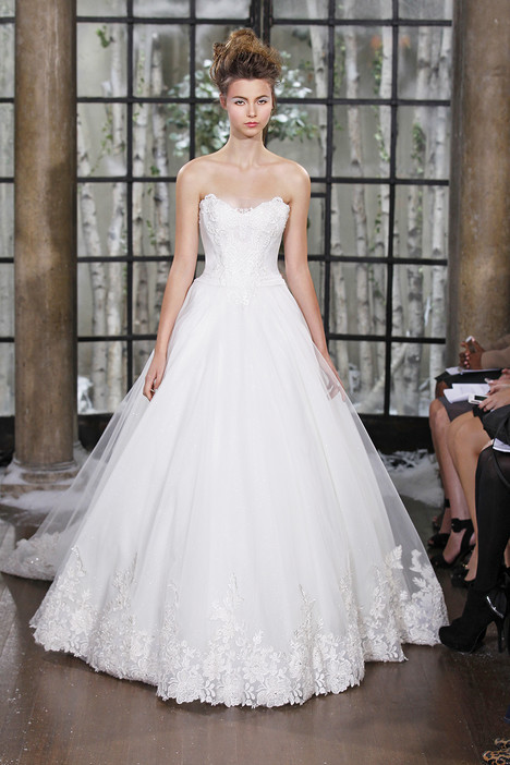 Palermo gown from the 2015 Ines Di Santo collection, as seen on dressfinder.ca