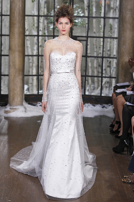Paris gown from the 2015 Ines Di Santo collection, as seen on dressfinder.ca