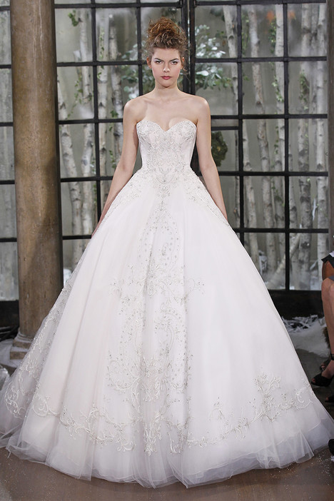 Parma Wedding dress by Ines Di Santo
