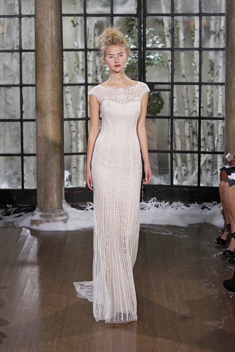 Riga gown from the 2015 Ines Di Santo collection, as seen on dressfinder.ca
