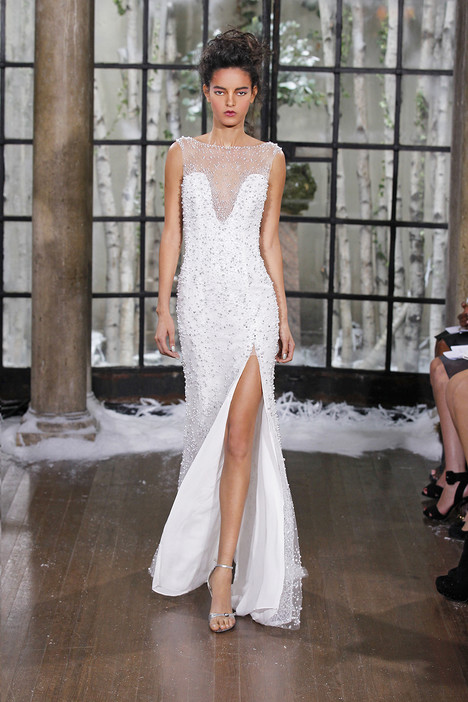 Zaragoza gown from the 2015 Ines Di Santo collection, as seen on dressfinder.ca