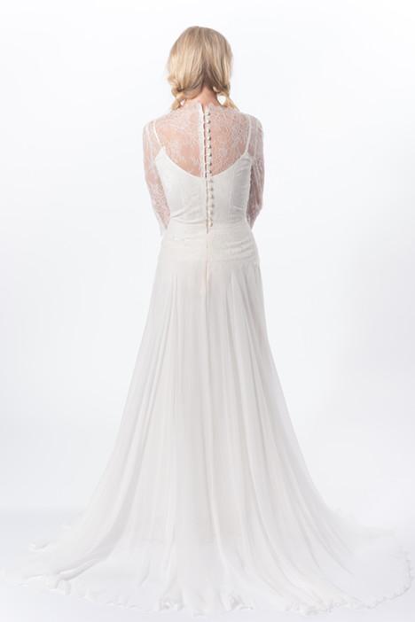 Apollonia (back) Wedding dress by Claire La Faye