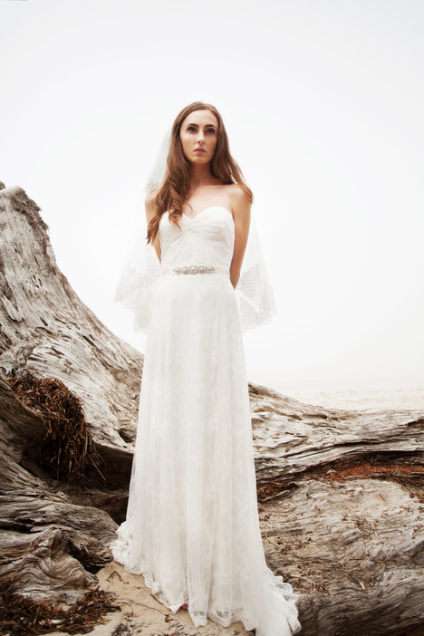 Piece of My Heart gown from the 2015 Claire La Faye collection, as seen on dressfinder.ca