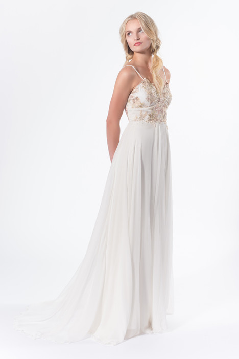 Wildflower gown from the 2015 Claire La Faye collection, as seen on dressfinder.ca