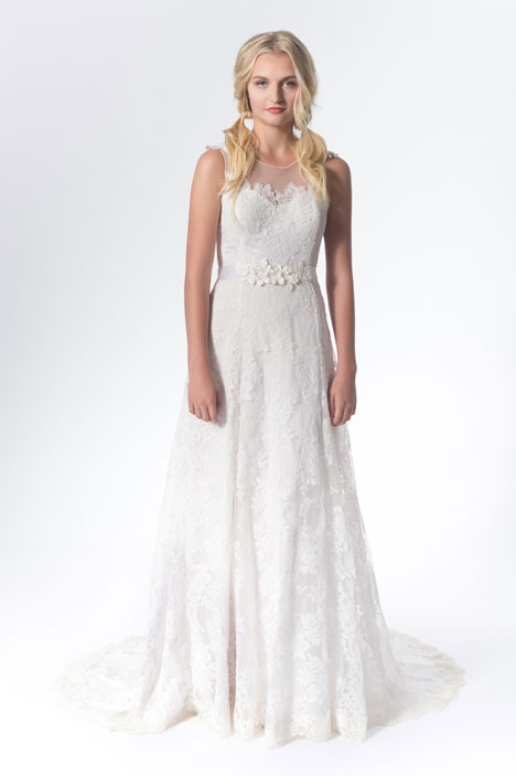Sweet Jane gown from the 2015 Claire La Faye collection, as seen on dressfinder.ca