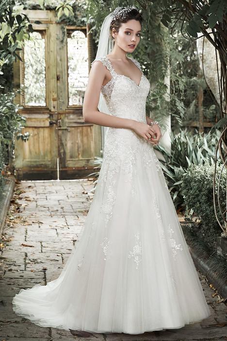 Almudena Wedding                                          dress by Maggie Sottero