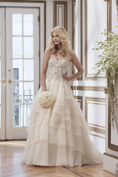 Style 8790 gown from the 2016 Justin Alexander collection, as seen on dressfinder.ca
