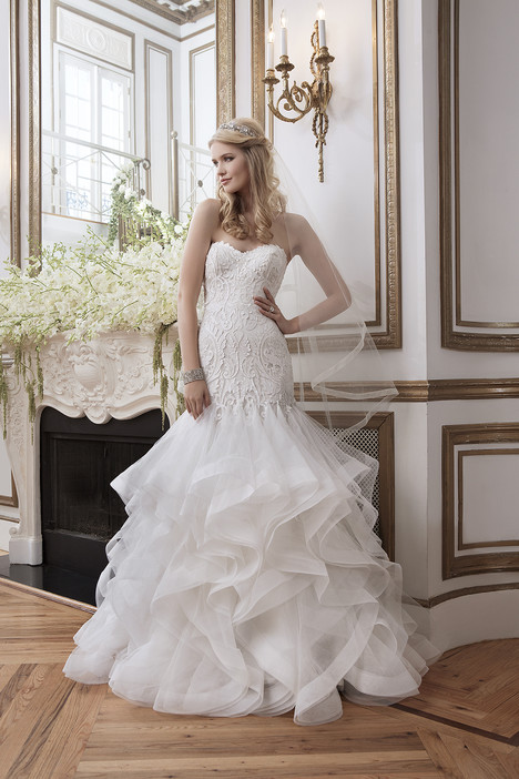 Style 8795 gown from the 2016 Justin Alexander collection, as seen on dressfinder.ca