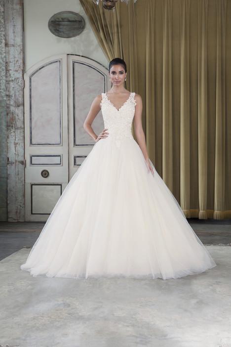 9793 Wedding                                          dress by Justin Alexander Signature