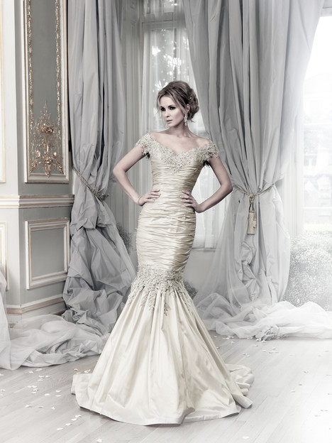 Brunei Wedding                                          dress by Ian Stuart