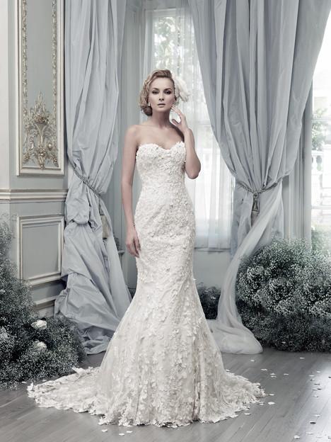Papillon (ivory) Wedding                                          dress by Ian Stuart