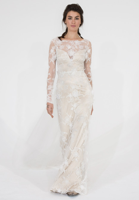 Prairie Rose Wedding                                          dress by Claire Pettibone: Couture