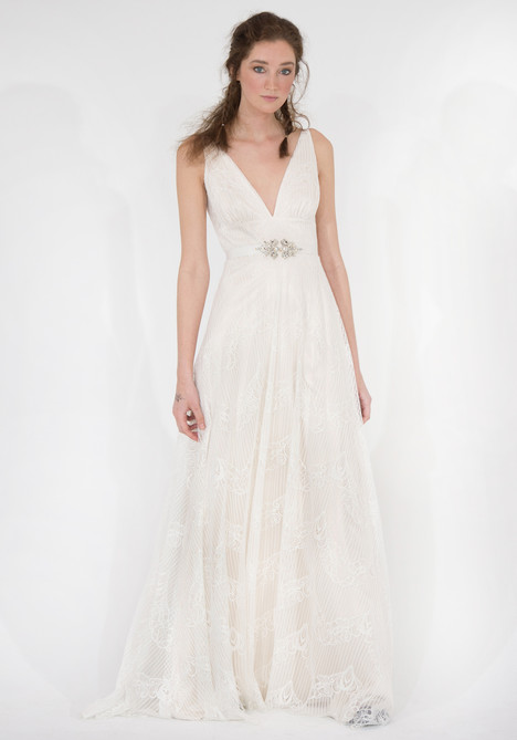 Virginia Wedding                                          dress by Claire Pettibone: Couture