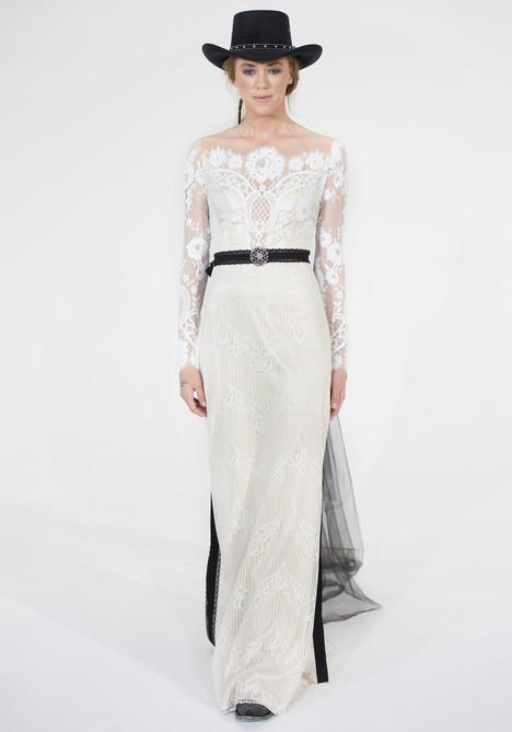 Winona Wedding dress by Claire Pettibone: Couture