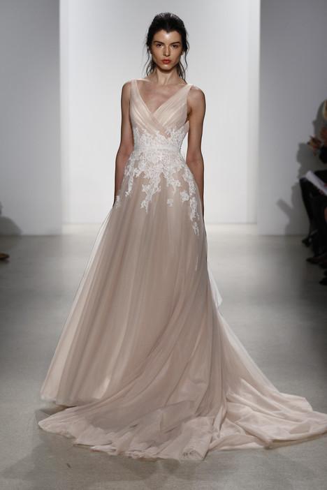 Yona Wedding                                          dress by Kelly Faetanini