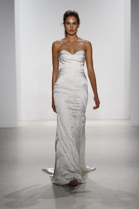 Drue Wedding                                          dress by Kelly Faetanini