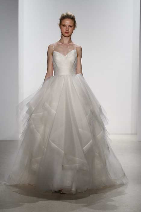 Corrine Wedding                                          dress by Kelly Faetanini