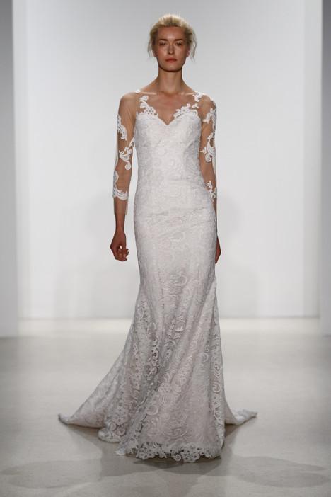 Sena Wedding                                          dress by Kelly Faetanini