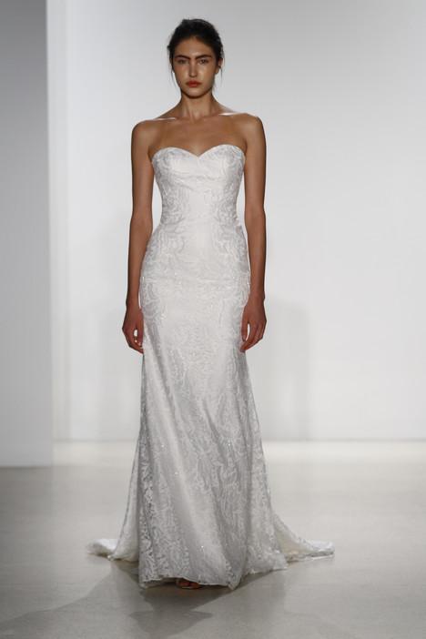 Calista Wedding                                          dress by Kelly Faetanini