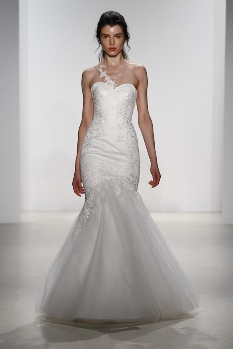 Atica Wedding                                          dress by Kelly Faetanini