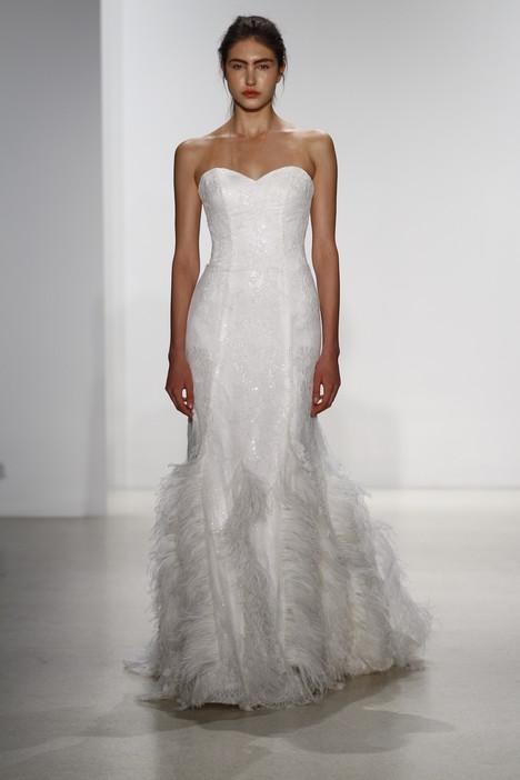 Andy Wedding                                          dress by Kelly Faetanini