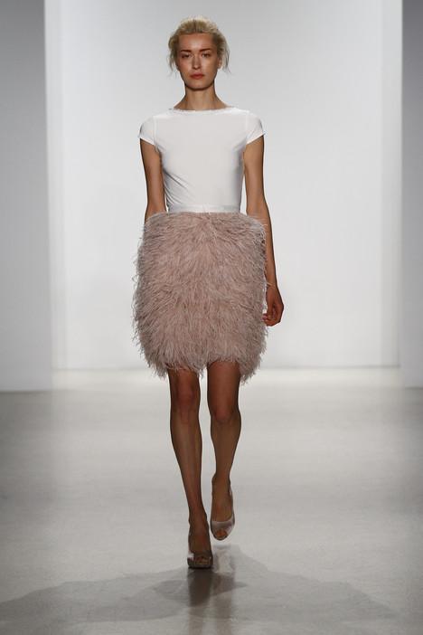Top 101 + Skirt 104 Wedding                                          dress by Kelly Faetanini