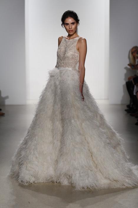Top102 + Skirt 105 Wedding                                          dress by Kelly Faetanini