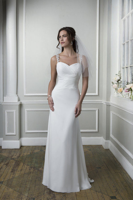 6376 Wedding dress by Lillian West