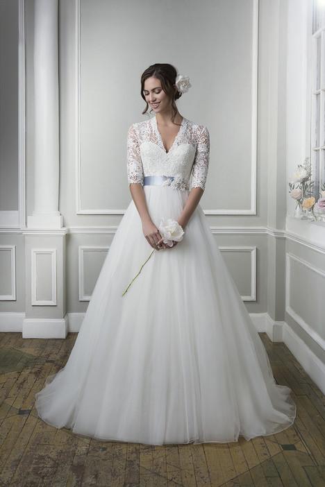 6387 Wedding                                          dress by Lillian West