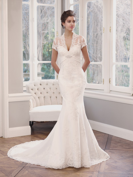 M1301Z Wedding                                          dress by Mia Solano