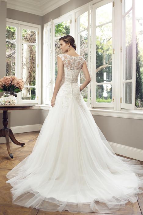 M1410Z (back) Wedding                                          dress by Mia Solano