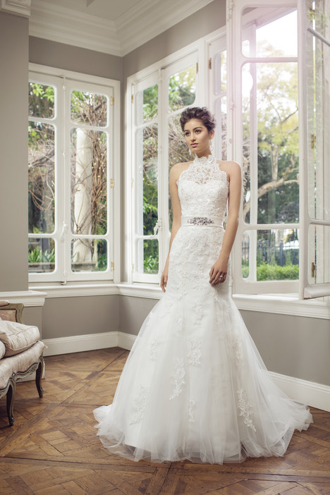 M1421L Wedding                                          dress by Mia Solano