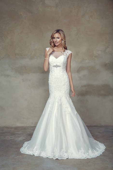 M1502Z Wedding                                          dress by Mia Solano