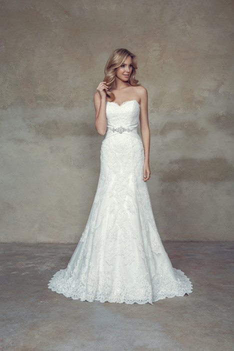 M1504L Wedding                                          dress by Mia Solano