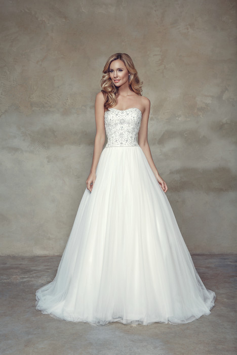 M1506L Wedding                                          dress by Mia Solano