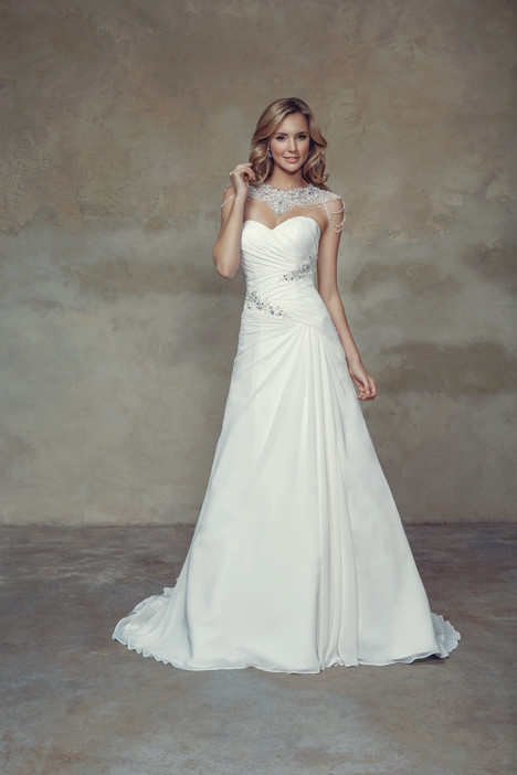 M1508L Wedding                                          dress by Mia Solano