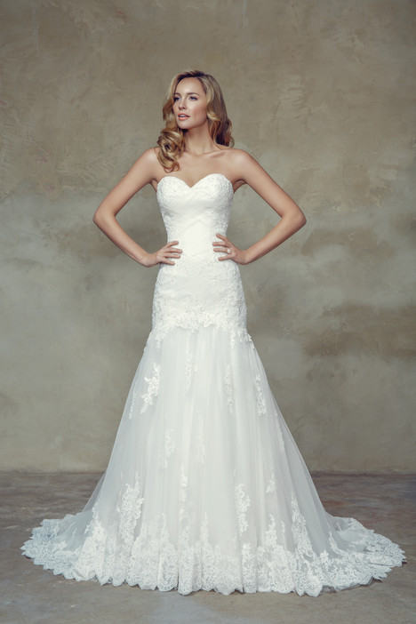 M1518L Wedding                                          dress by Mia Solano