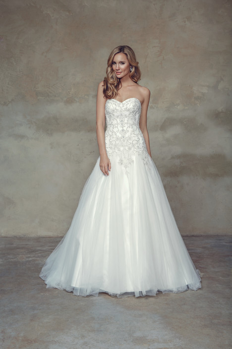 M1526L Wedding                                          dress by Mia Solano