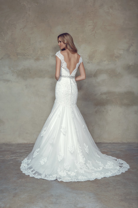 M1532Z (back) Wedding                                          dress by Mia Solano