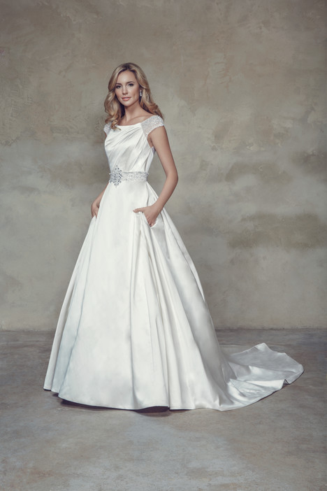 M1541Z Wedding                                          dress by Mia Solano