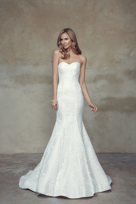 M1542L Wedding                                          dress by Mia Solano