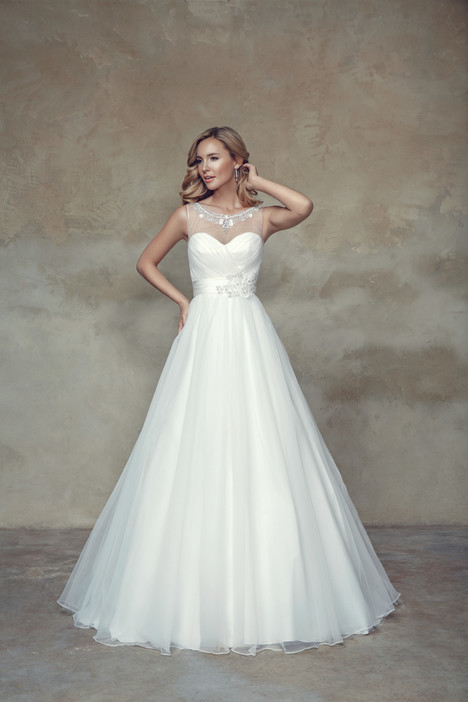 M1546L Wedding                                          dress by Mia Solano
