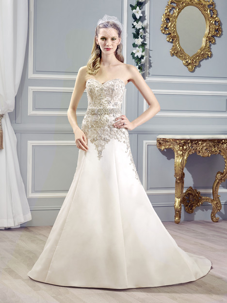 J6367 gown from the 2015 Moonlight : Collection collection, as seen on dressfinder.ca